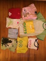 Lot of Small and Medium sized T-shirts Diesel Energie OOM