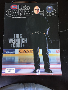 Les Canadiens Hockey Magazine Volume 15 No 4 Saison 1999-2000