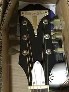 Epiphone PRO-1 Plus Acoustic Guitar - Ebony