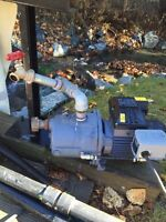 Grundfos 3/4 hp Cast Iron 115/230v Shallow Well Jet Pump