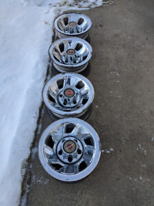 Rims for your classic Ford F-150..... 1954-96