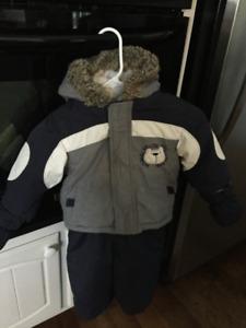 Child's Snowsuit size 18 months
