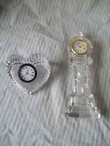 2 - Crystal Clocks