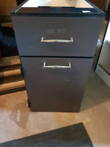 Three base cabinets for sale- good condition