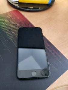 Iphone7 32 gb black matte
