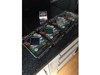 Bundle of poker chips