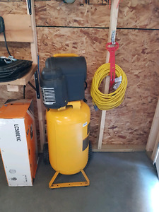Dewalts air compressor
