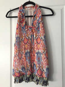 Cute and Colourful JoyJoy Women's Blouse - Size Small