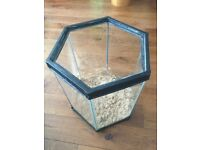 Octagonal aquarium full set