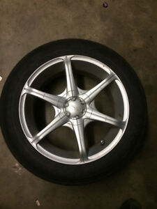 17 inch wheels honda civic