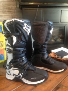 BRAND NEW.  NEVER USED.  Fox Comp 5 Motocross Boots.