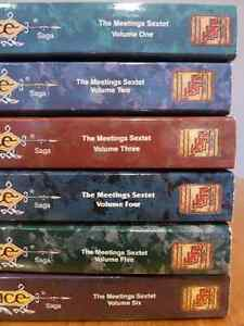 Dragon Lance, Forgotten Realms - complete series