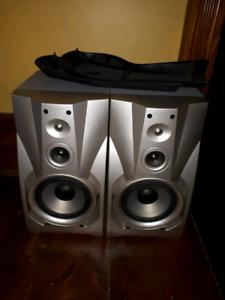 Sony SS-RX707 Bookshelf/Party Speakers