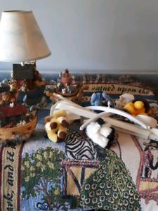 Noahs Arc Baby Bedroom set