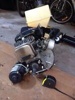 small running motor
