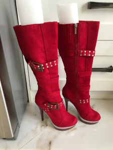 Lady's high quality BOOTS