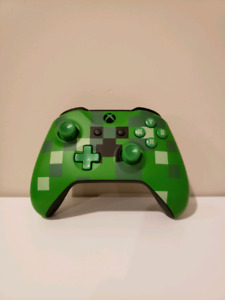 Xbox One Minecraft controller