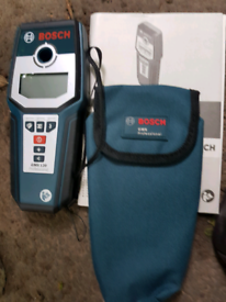 Brand new Bosch laser measure and Bosch stud finder for sale