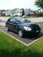 2007 Hyundai Accent  bien entretenue***2500$$*** pneus été/hiver