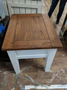 Coffee and end table set. Paind $1200, askung $600.