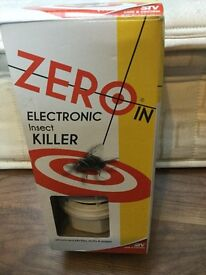 Brand new zero in electronic insect killer
