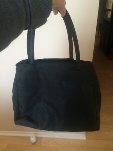 Authentic Black fabric Prada purse Gatineau Ottawa / Gatineau Area image 3