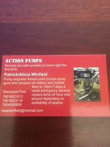 Paint sprayer accessories New and used Graco,Titan Strathcona County Edmonton Area image 10