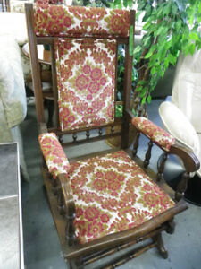 100 year old Rocking Chair