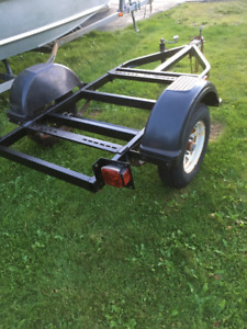Factory Trailer For Mobile Welder