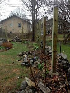 Infinity Post Hole - Fencing and Fence Post Services Kingston Kingston Area image 5