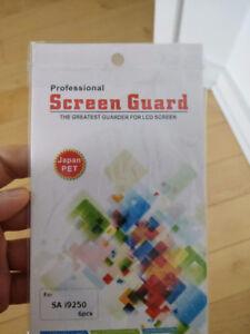 6 Protecteurs d'ecran / Screen Guard Nexus SA i9250