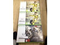 Microsoft Xbox One S - 1TB - FIFA 17 or Gears of War 4- Brand new sealed