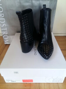 Harlan Studded Chelsea ankle Boot from Nordstrom's
