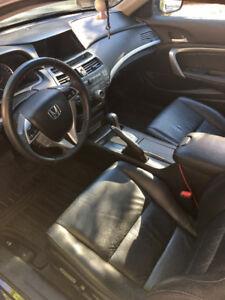2012 Honda Accord Exl Coupe (2 door)