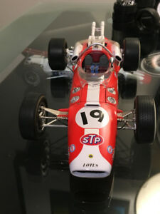 1:18 Carousel 1 # 19 STP Lotus 38 Ford 1966 Indy 500