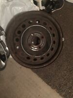 Rim pour pneus 15 pouces