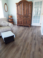 Gorgeous German Made, 12mm Quality Laminate Flooring In Stock !