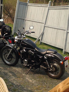 Excellent Condition Honda Shadow, female driven