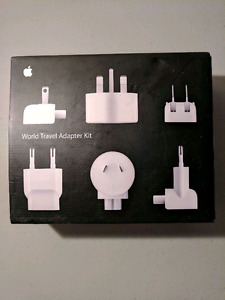 Apple Travel Adapters OBO
