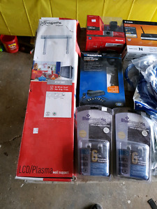 Various house hold electronics and computer hardware liquidation