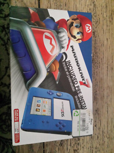 Nintendo 2DS with 8 Games