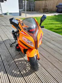 Kids 12v electric motorcycle