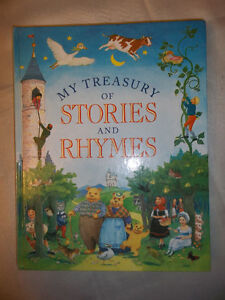 Classic Fairy Tale/Nursery Rhymes Book - 300 Pages