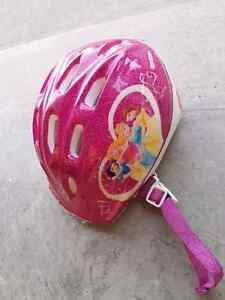 Disney Princess toddler bike helmet