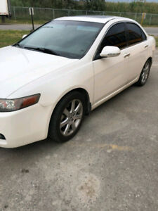 2005 Acura TSX 6 Speed Fully loaded Vtec