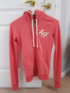 Assorted Abercrombie and Hollister hoodies ($5 each)