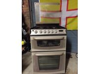 Cannon double gas cooker