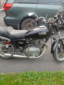 1982 Yamaha XS400 Special Heritage