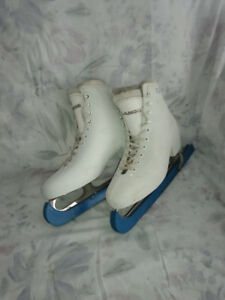 * LANGE 7 Ladies figure skates