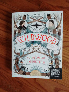 Wildwood by Colin Meloy (singer in The Decemberists band)